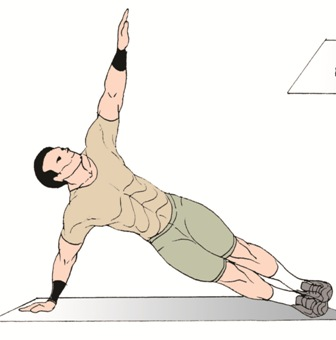 Plank Exercise - Side Plank Exercises to Build Strong Core