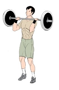4 day weight lifting routine  build strength and get lean
